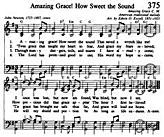 amazing - sheet music