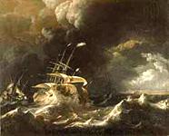 amazing - storm ship