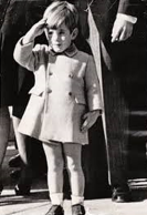 JFK Jr Salute