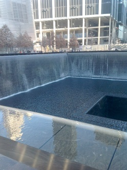 9-11 Memorial - ground