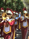 Catalina parade, SC band